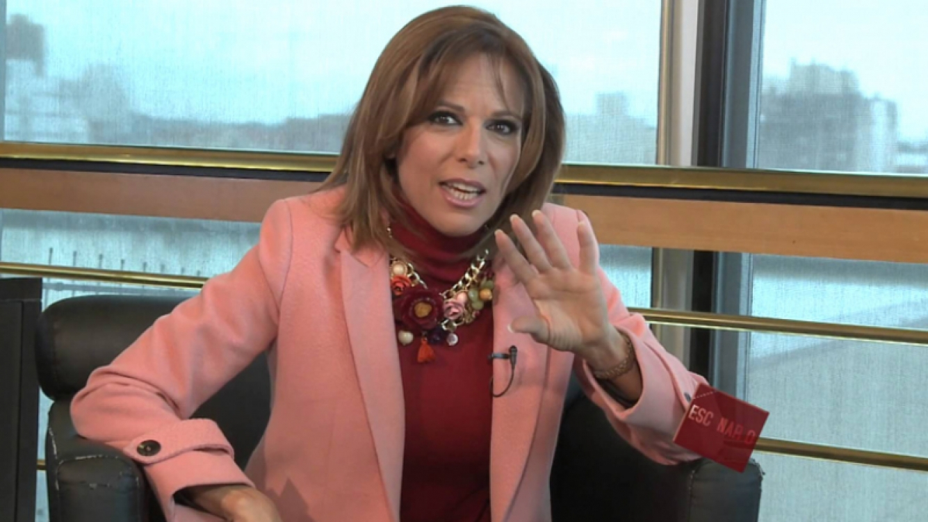 Iliana Calabró, ¿culpable o inocente? Foto: captura YouTube