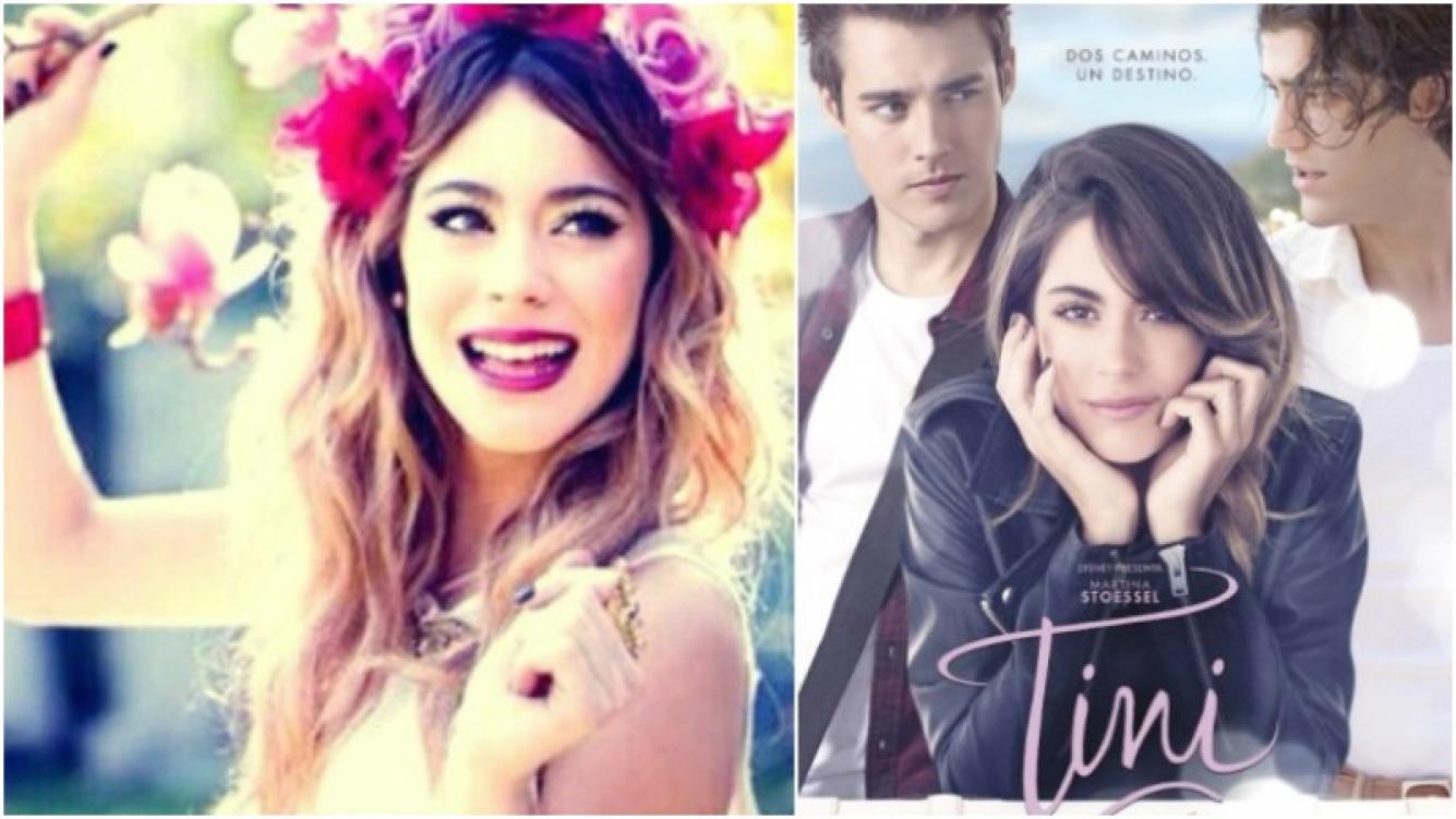 El nuevo trailer de la película de Tini Stoessel (Fotos: Web)