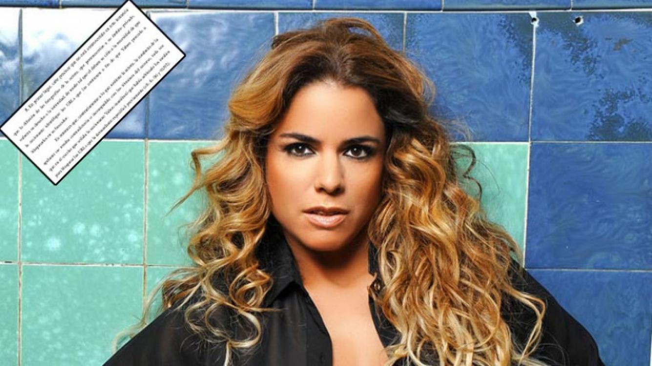 Marina Calabró habló sobre el fallo de la cámara respecto de la filtración de sus fotos hot. (Foto: Ciudad.com)