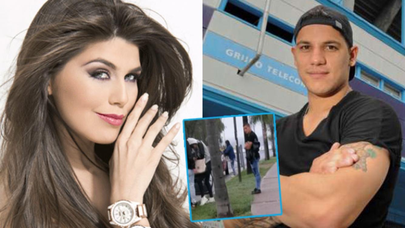"""Loly y """"Discoteca"""": rumores de romance y foto en Carlos Paz (Fotos: @anti_boti y Web)."""