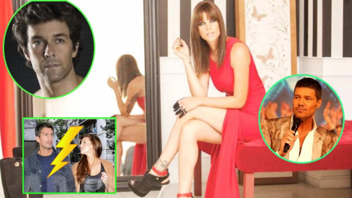 Juliana Giambroni habló de su presente sentimental, su relación con Mariano Martínez y su decisión de no ir al Bailando (Fotos: revista ¡Hola! Argentina, revista Caras y Web)