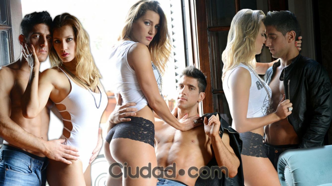 Mica Viciconte y Pitu Blázquez, súper sexies. (Foto: Musepic-Ciudad.com)