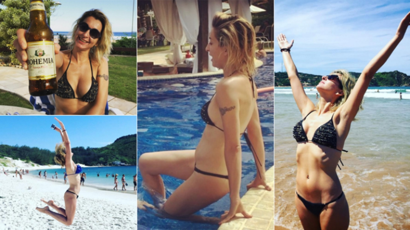Hot mom in bikini 3 - 56 part 1