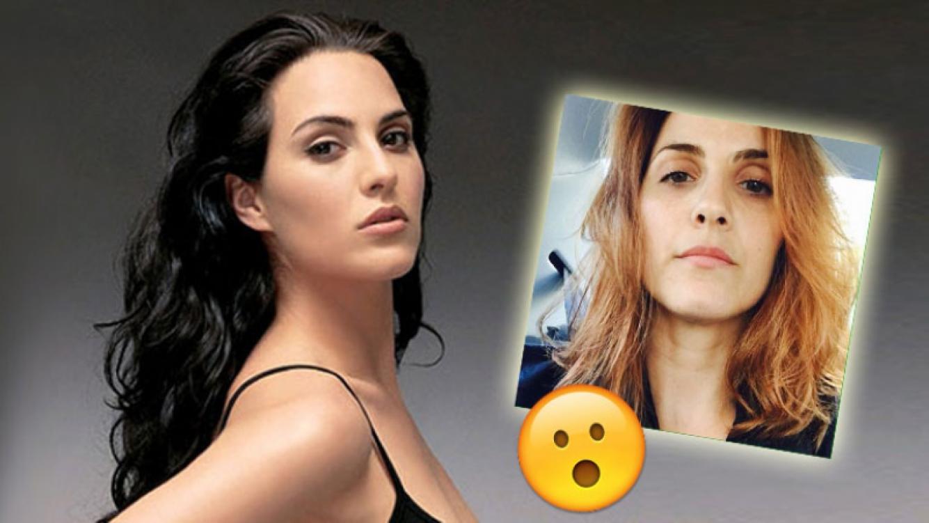 ¡Adiós, morocha! El súper cambio de look de Julieta Díaz: ahora es… ¡pelirroja! Foto: Web