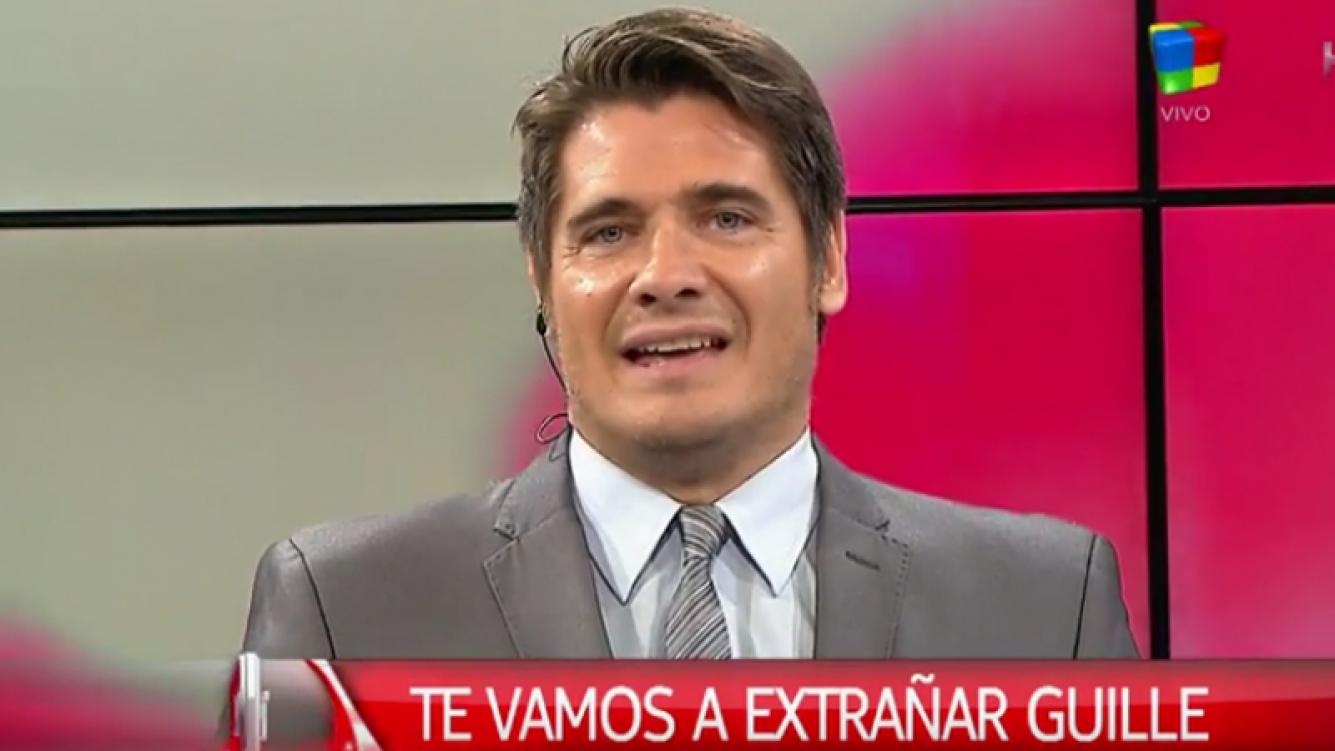 Guillermo Andino se despidió de la primera edición de América Noticias (Foto: Web)
