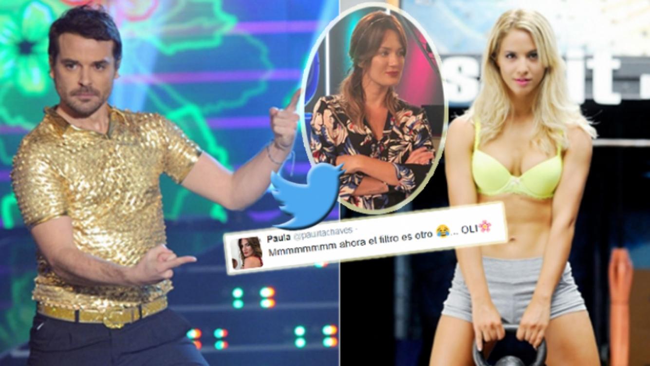 Flor Vigna y la posibilidad de ser la pareja de Pedro en el Bailando (Foto: Web y Twitter)