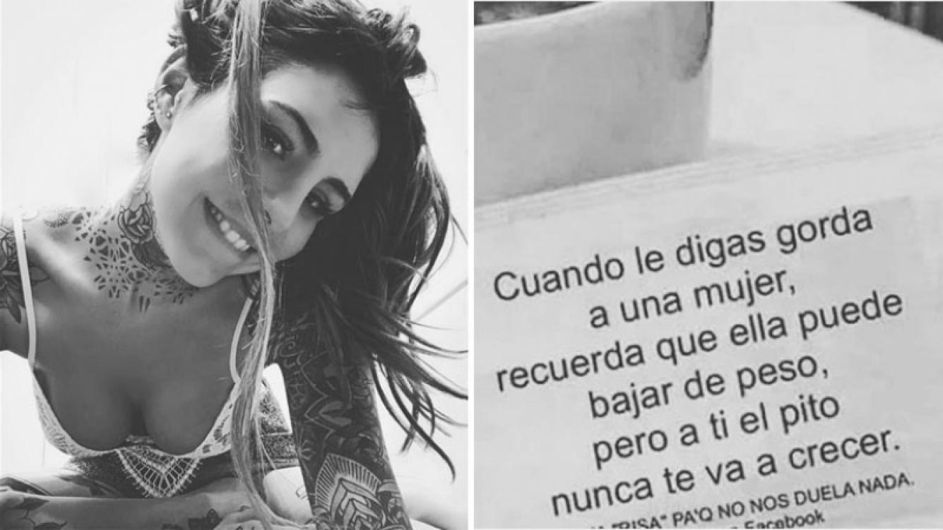 Candelaria Tinelli y una irónica reflexión para los hombres que se burlan de las mujeres. (Foto: Instagram)