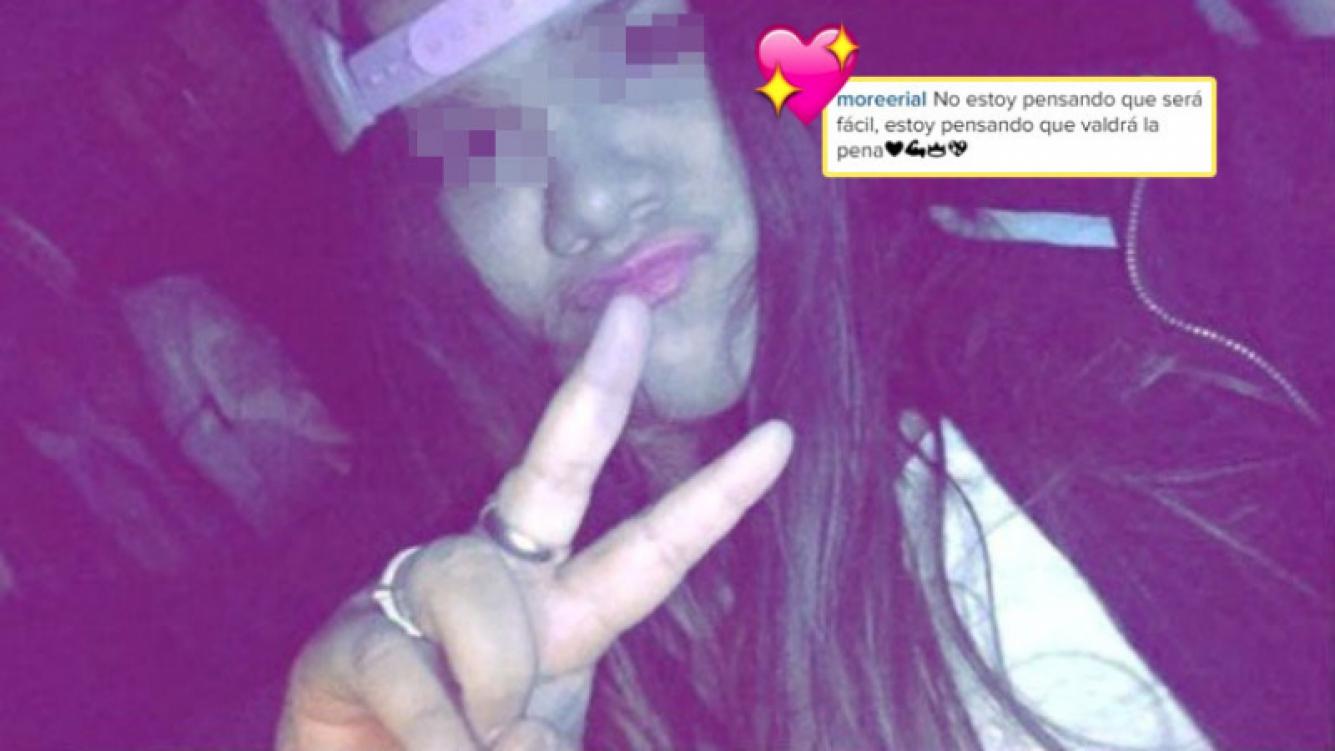 El conmovedor mensaje de Morena, la hija de Jorge Rial en Instagram (Foto: Instagram)