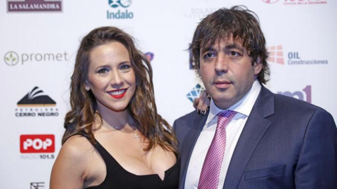 Julieta Camaño y Fabián De Sousa serán papás de un varoncito. (Foto: Web)