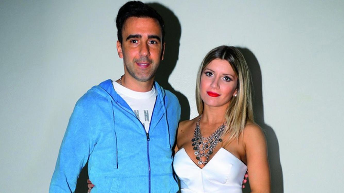 Laurita Fernández y Federico Hoppe están en crisis (Foto: Web)