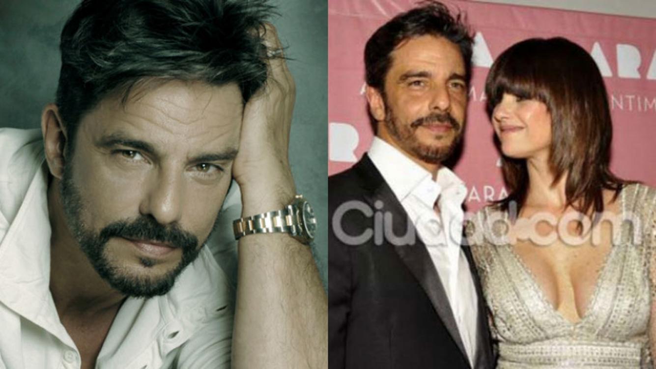 Fabián Mazzei habló de su relación con Araceli González (Fotos: Web y Archivo Ciudad.com).