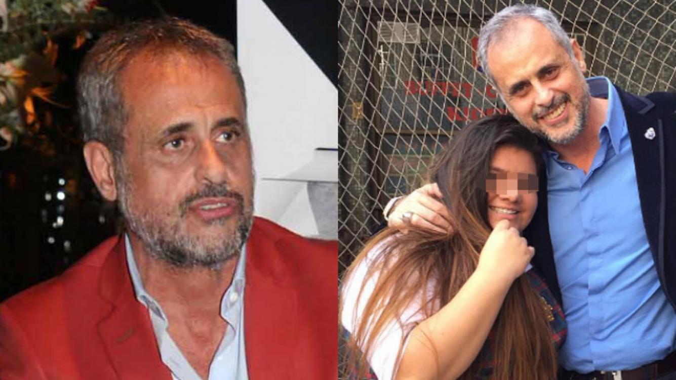Jorge Rial, sensible por la cirugía de bypass de Morena (Fotos: Web).