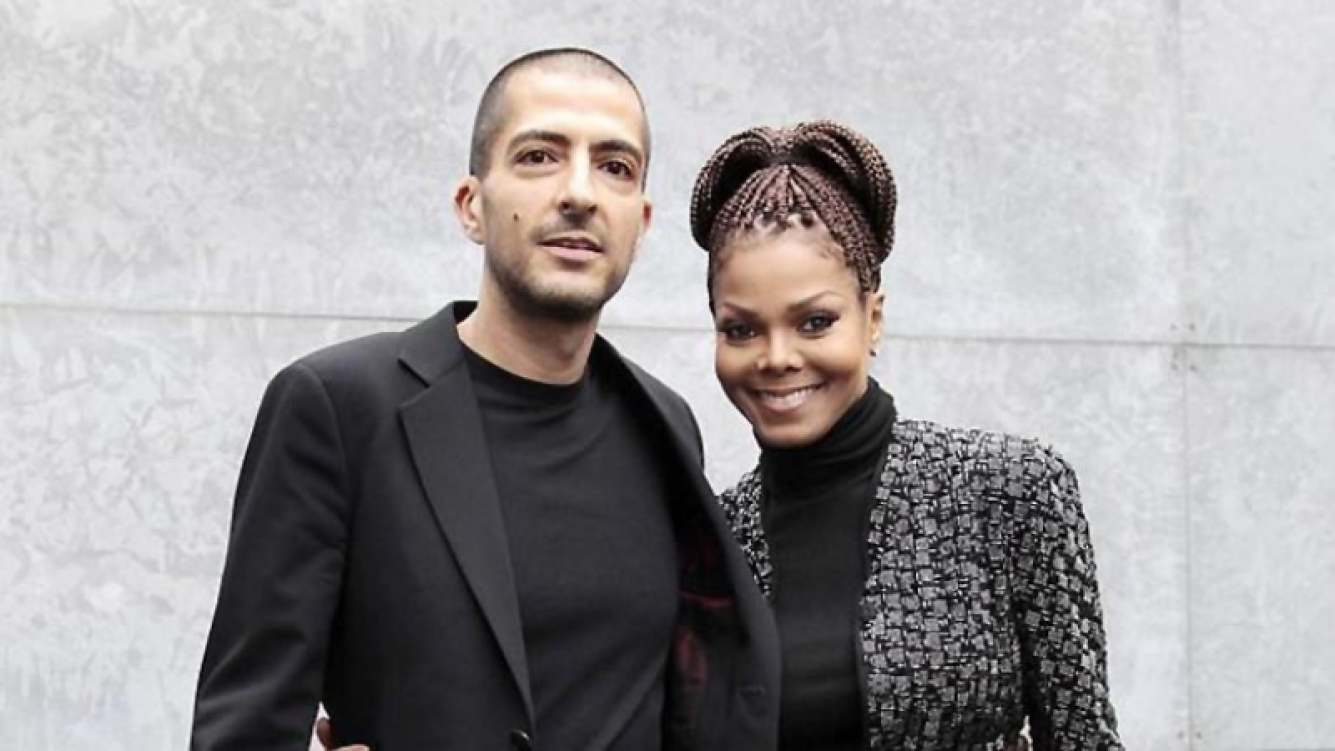 Wissam Al Mana y Janet Jackson serán papás. (Foto: Web)