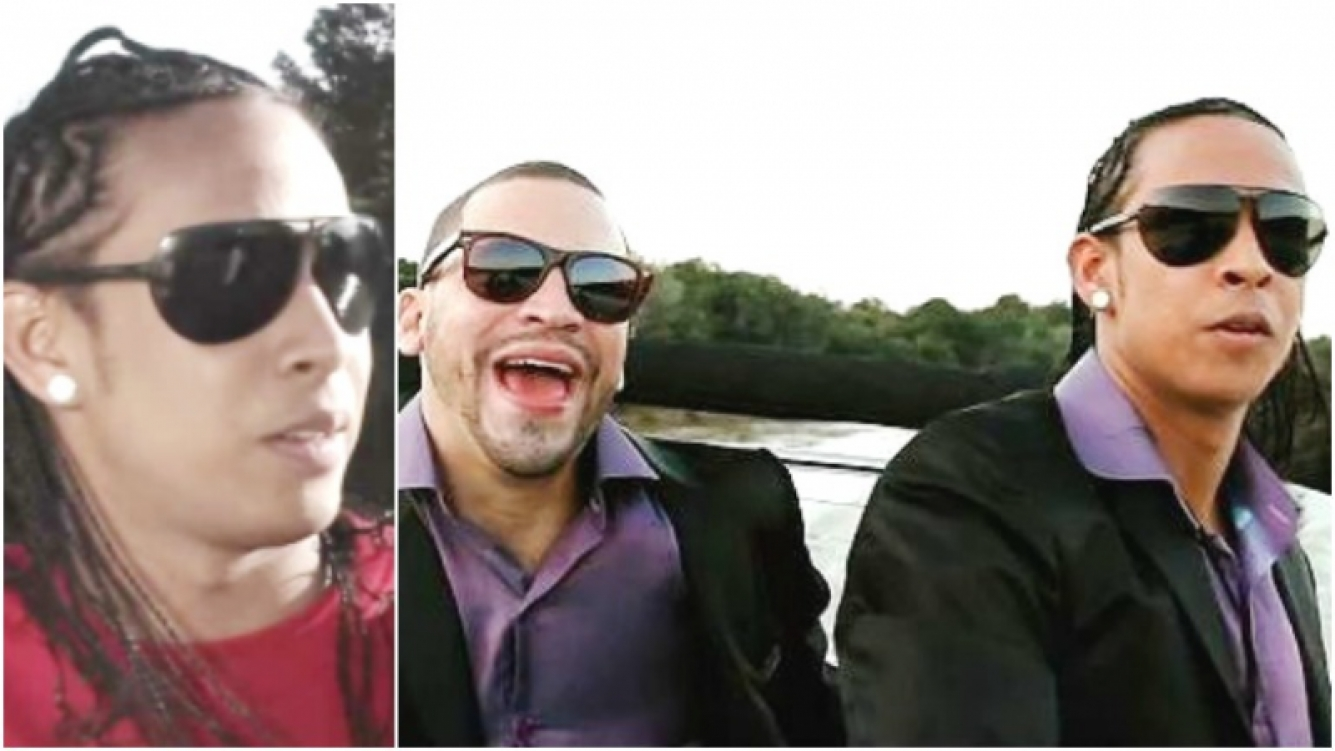 Un cantante de reggaeton se ahogó mientras grababa un videoclip (Fotos: Web)