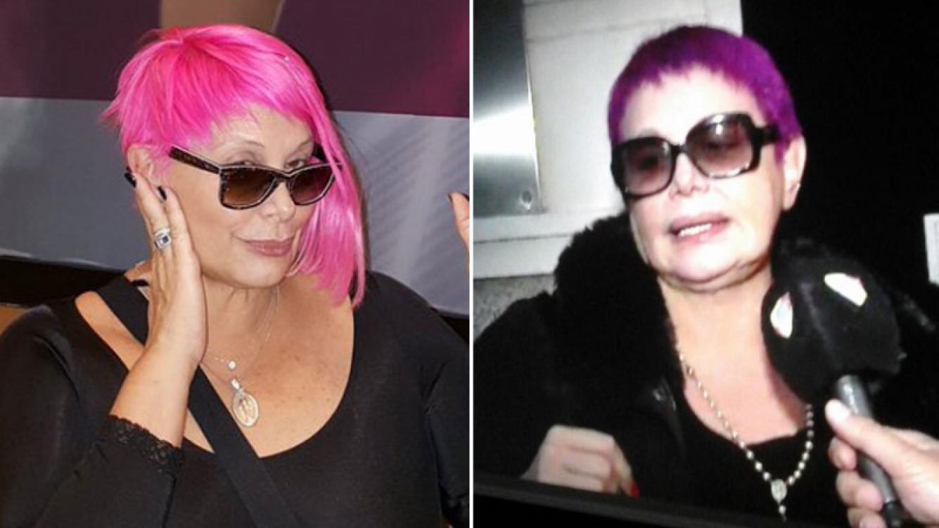 El radical cambio de look de Carmen Barbieri. Foto: Twitter