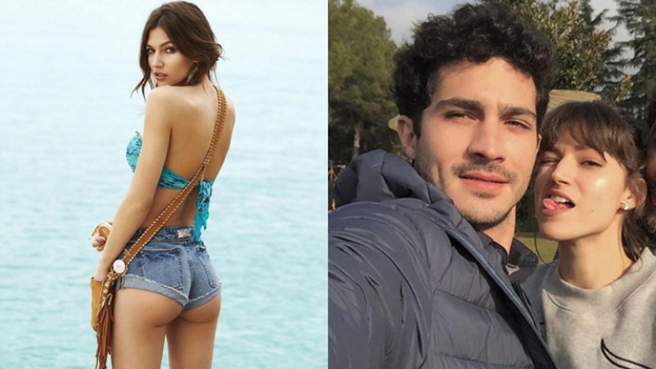 Ursula Corberó, la novia del Chino Darín, sorprendió con sus confesiones ultra hot. (Fotos: Web)