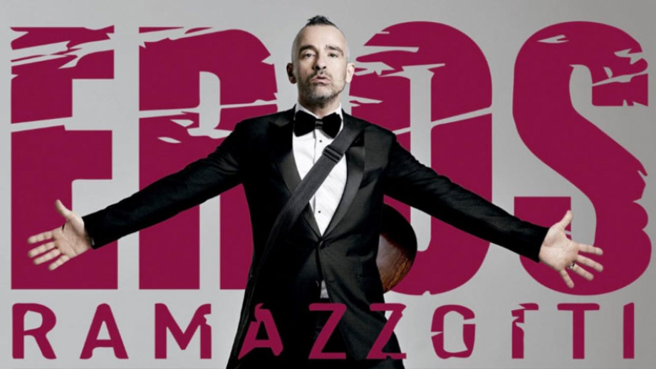 Eros Ramazzotti vuelve a la Argentina ¡y Ciudad.com te regala entradas para su show!