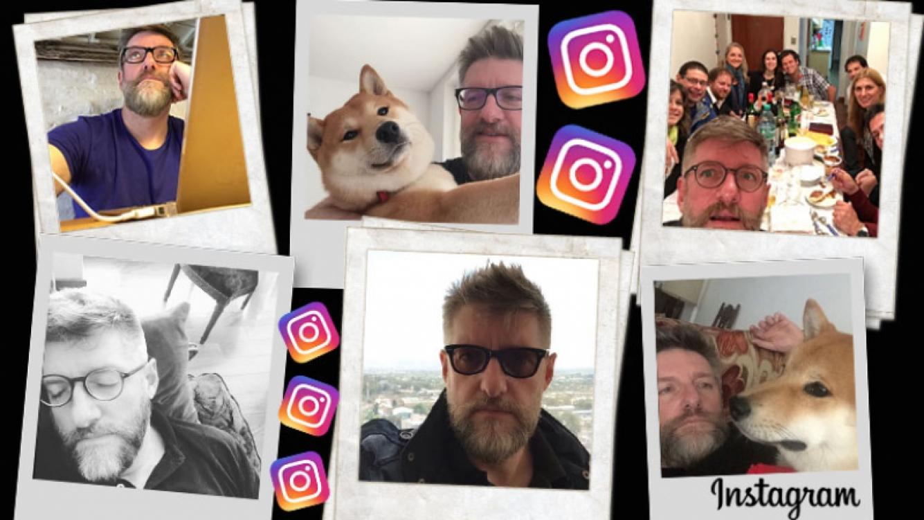Luis Novaresio corrió el velo su intimidad en las redes sociales. (Foto: Instagram)