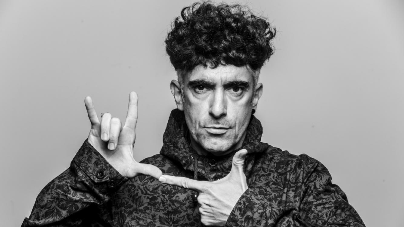 Favio Posca estrenó Fucking Fucking Yeah Yeah. (Foto: Prensa)