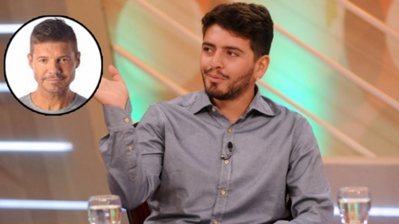 Diego Maradona Jr. estará en Bailando 2016. Foto: Web.