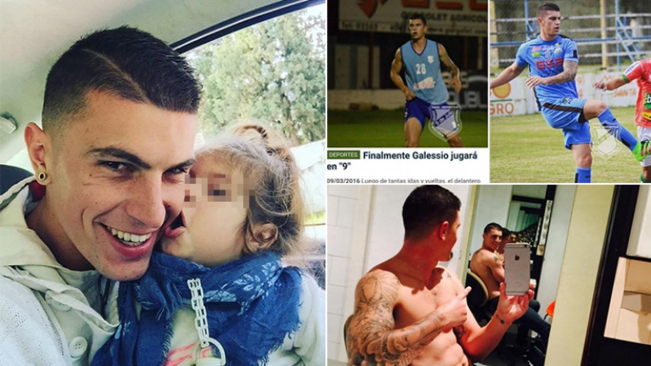 Luifa Galesio habría dejado su club para entrar a GH 2016. Fotos: Instagram.