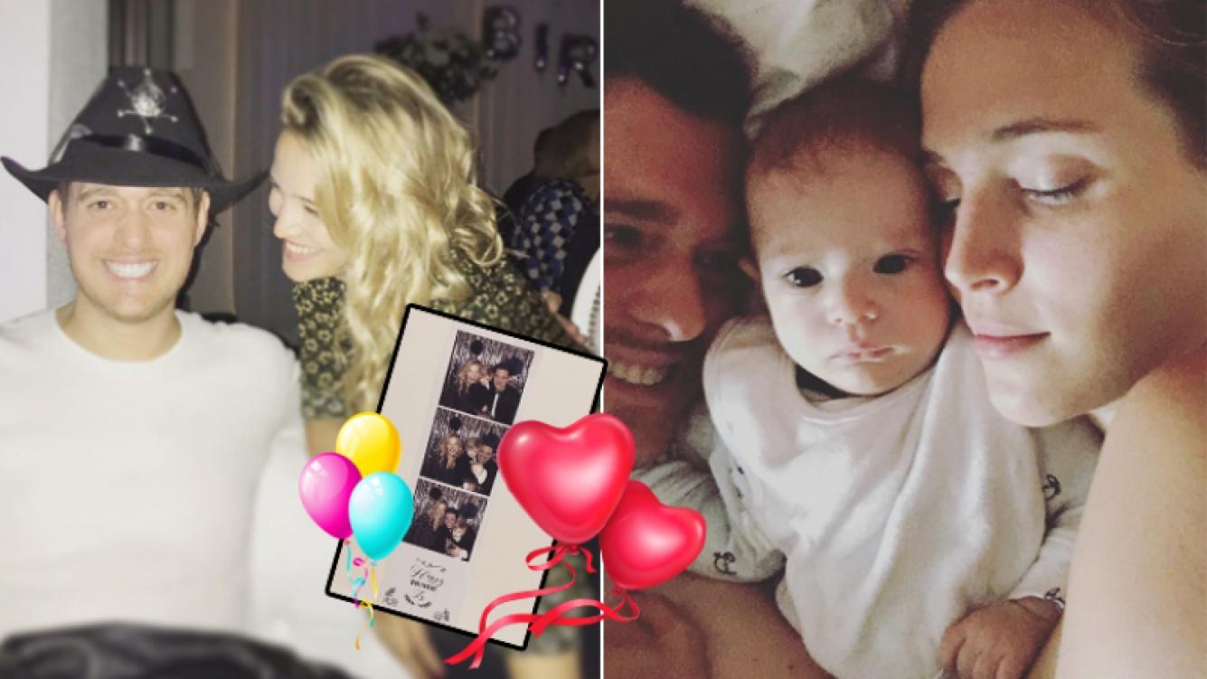 Luisana Lopilato, en el día de su cumpleaños (Foto: Instagram)