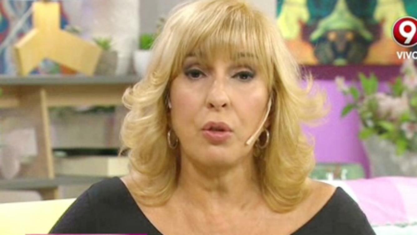 Georgina Barbarossa, tras su polémica salida de Coqueluche. Foto: Web