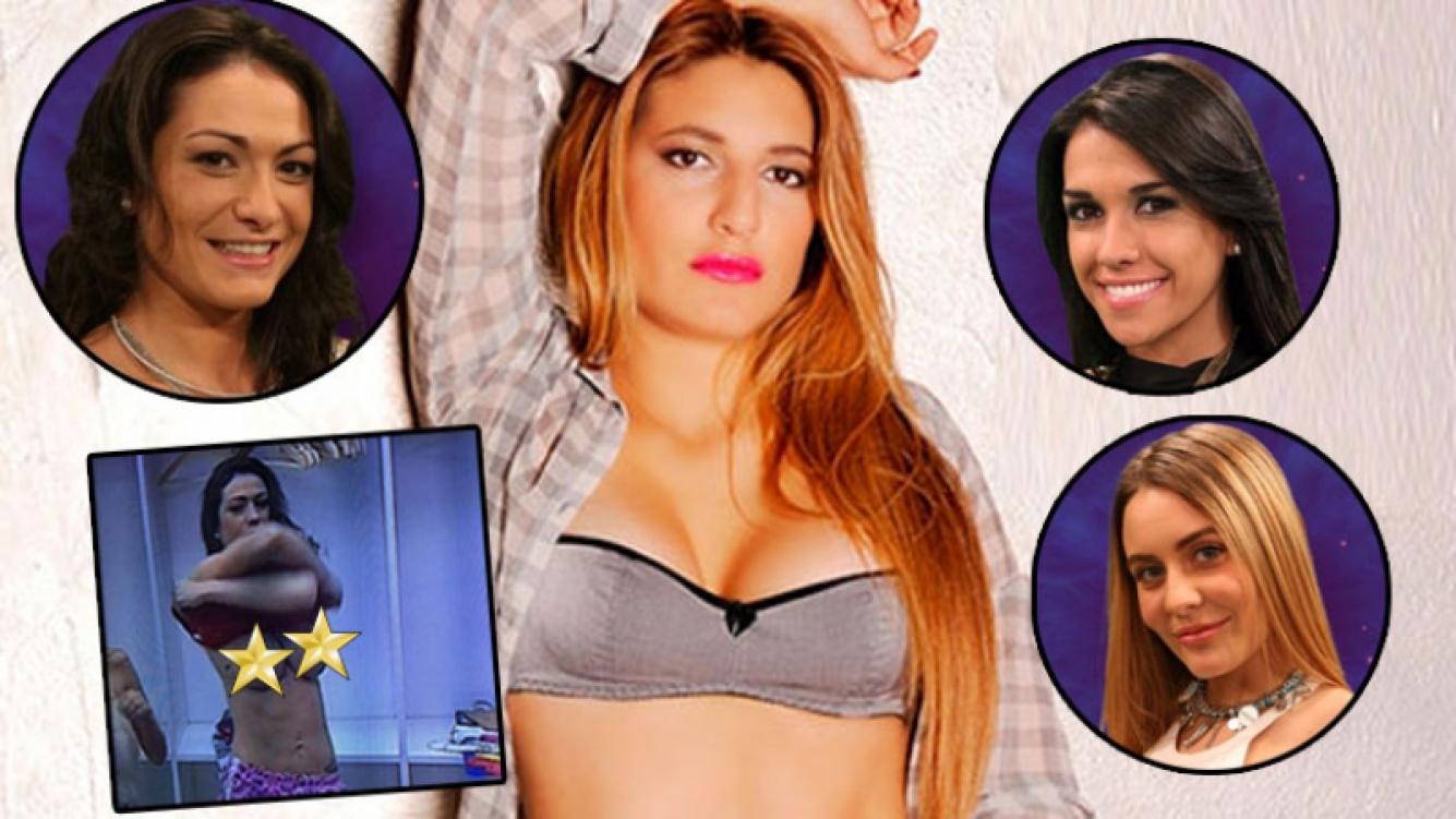 Marian Farjat, durísima contra las chicas GH 2016 (Fotos: Archivo Ciudad.com y Web).