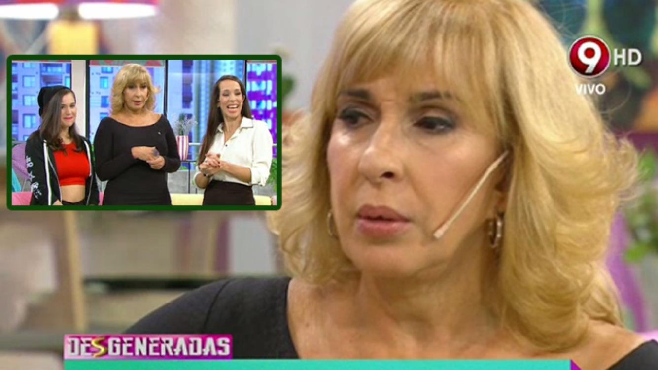 Levantan Desgeneradas y Georgina Barbarossa criticó el motivo (Foto: web)