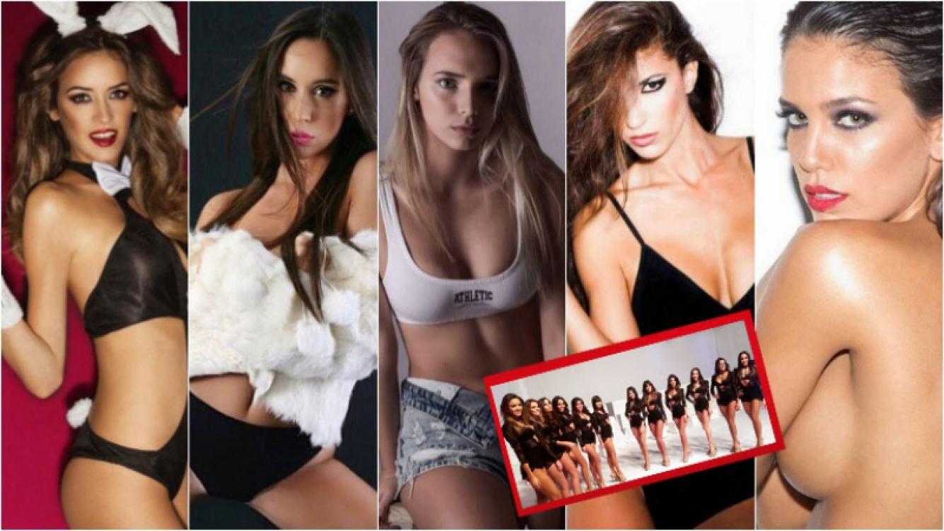 Las fotos de las bailarinas de showmatch
