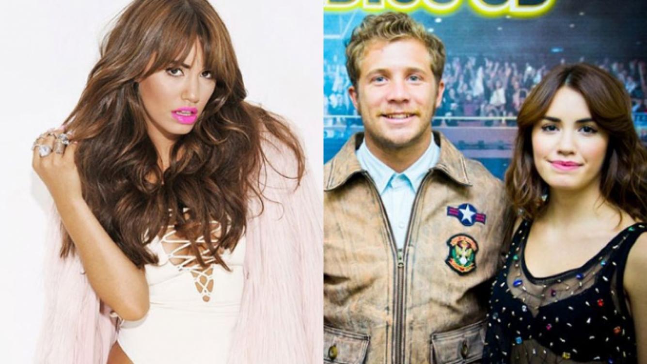 Lali habló con Ciudad.com sobre los rumores de romance con Nico (Fotos: Web).