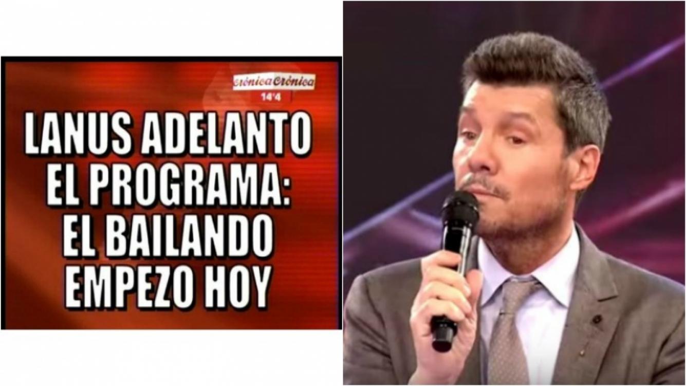 Crónica TV siempre ocurrente. Foto: Web