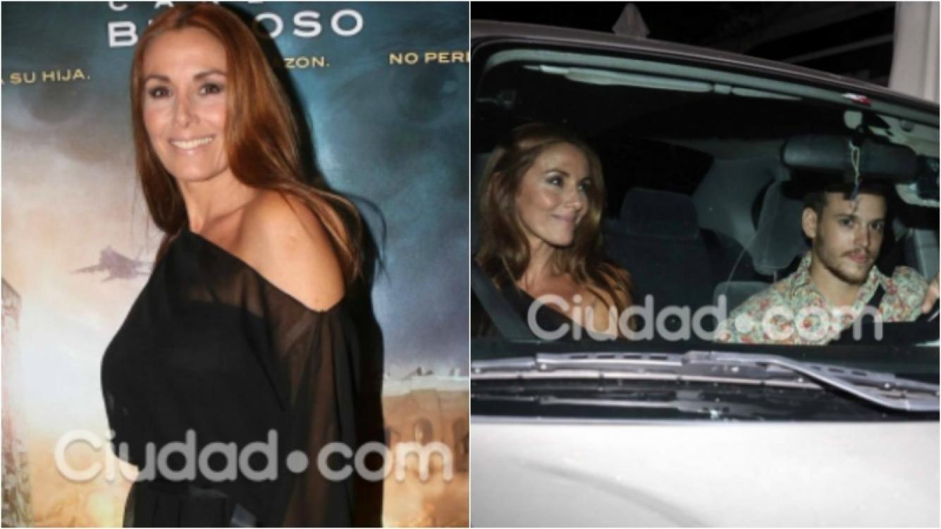 Viviana Saccone, sobre los prejuicios por su noviazgo. Foto: Ciudad.com