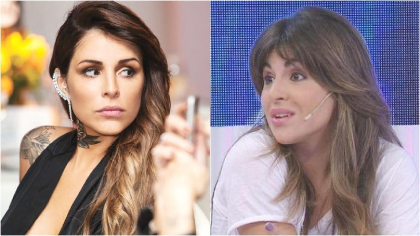La respuesta de Cande Tinelli a las críticas de Gianinna Maradona. Foto: Web