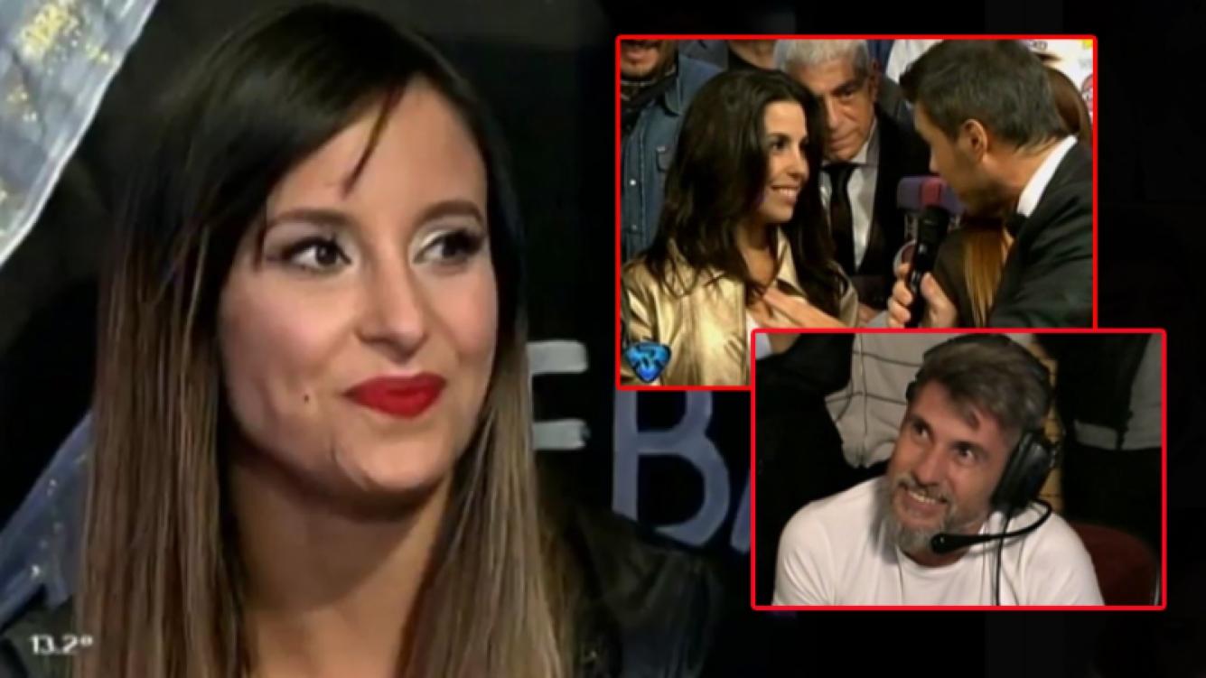 Lourdes Sánchez habló del picante comentario de Florencia Prada en ShowMatch (Foto: web)