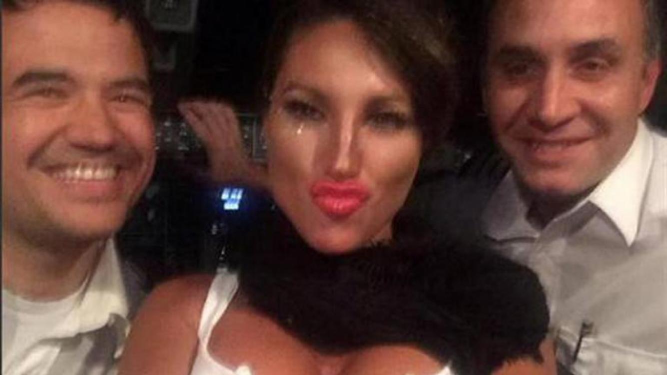 Vicky Xipolitakis irá a juicio oral por el vuelo del escándalo. (Foto: Twitter)
