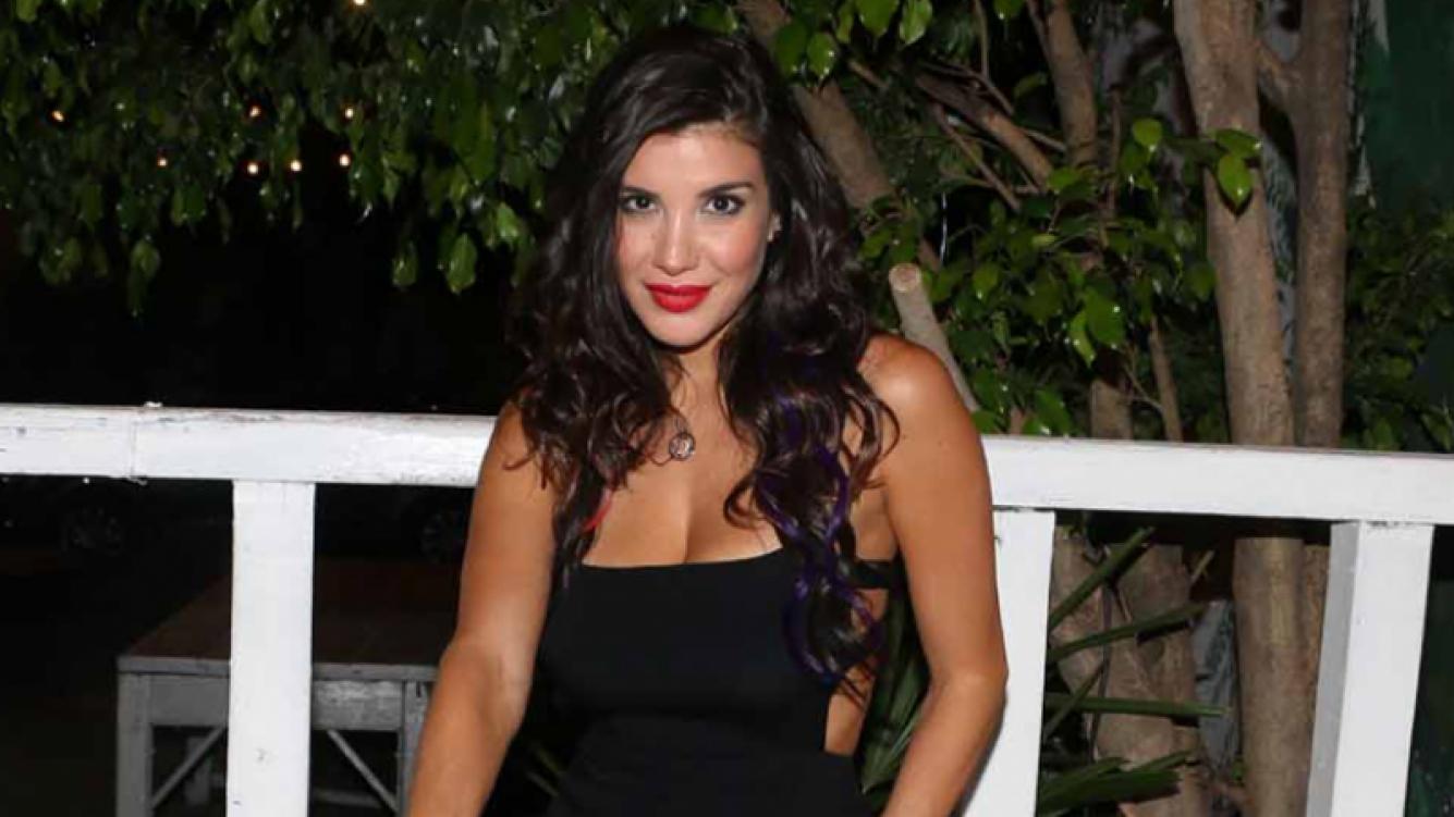 Andrea Rincón denunció en Twitter ser víctima de un hombre despechado (Foto: Ciudad.com)