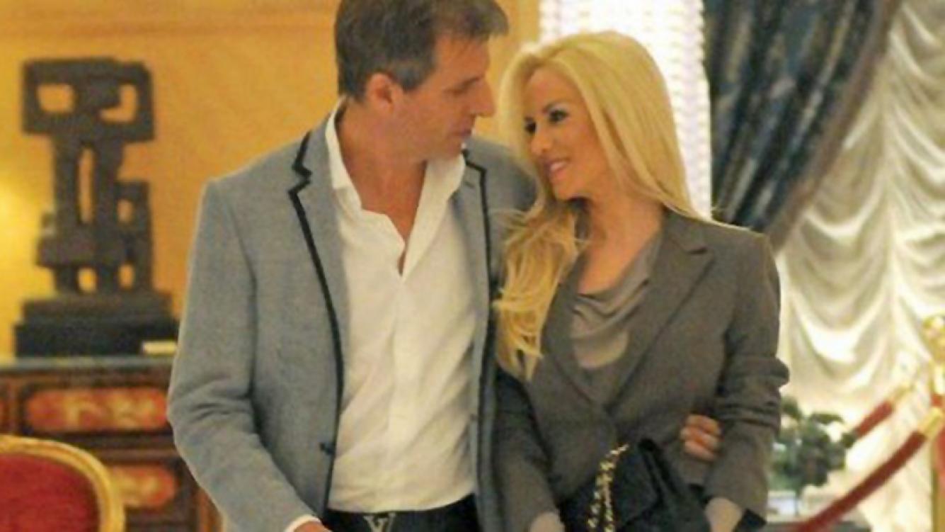 Luciana Salazar y Martín Redrado siguen juntos en Miami. (Foto: archivo Web)