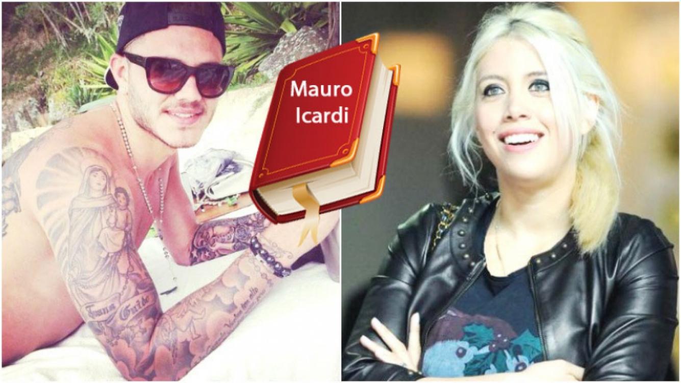 El anuncio de Wanda Nara sobre el nuevo proyecto de Mauro Icardi (Fotos: Web)