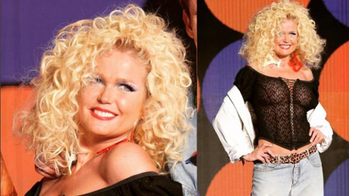 El cambio de look de Xuxa en su regreso a la pasarela ...