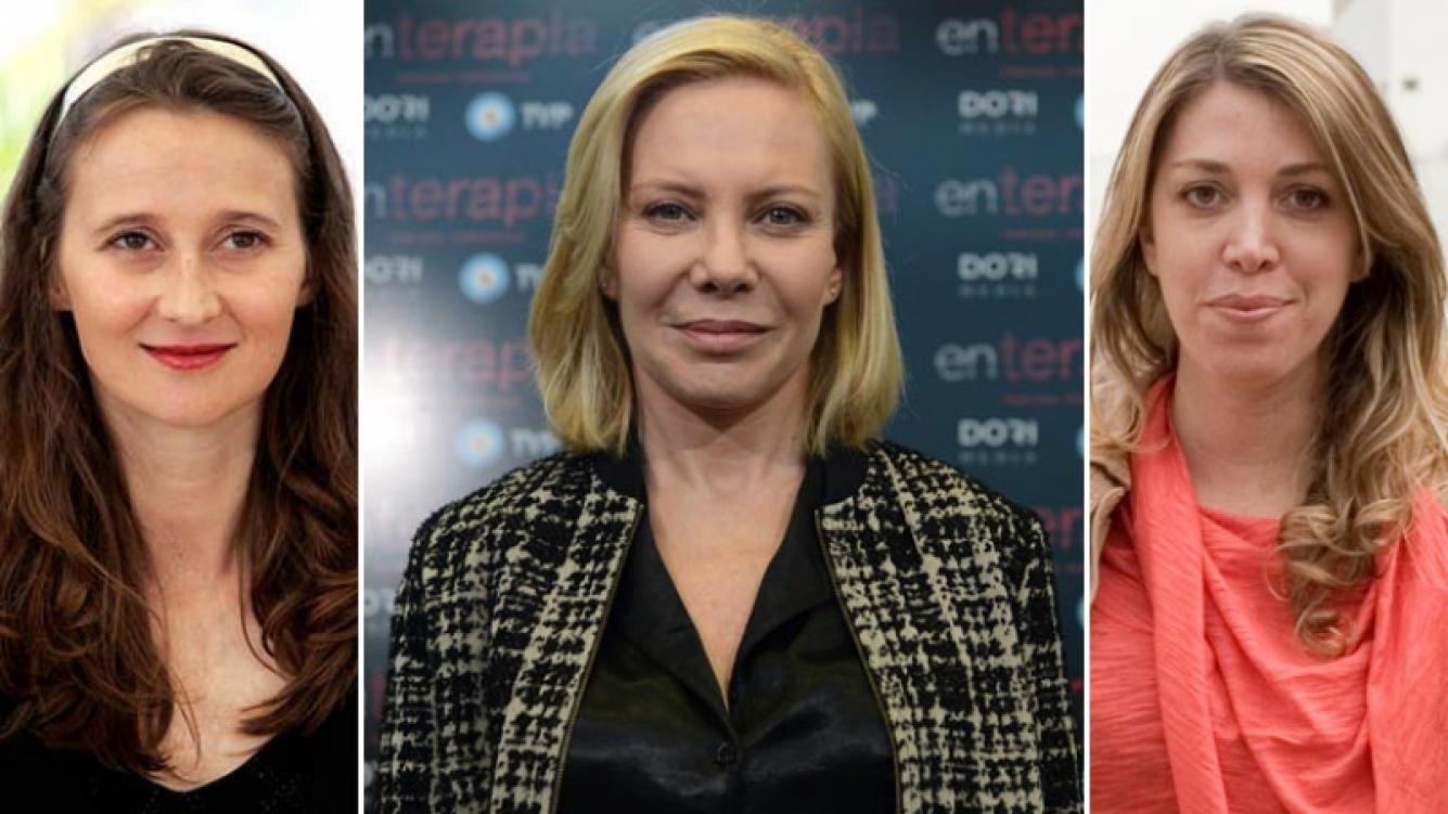 Lucrecia Martel, Cecilia Roth y Lucía Puenzo se suman a la Academia de Hollywood. (Foto: Web)