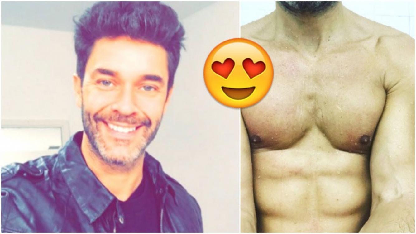 La foto hot de Mariano Martínez en Instagram (Fotos: Instagram)