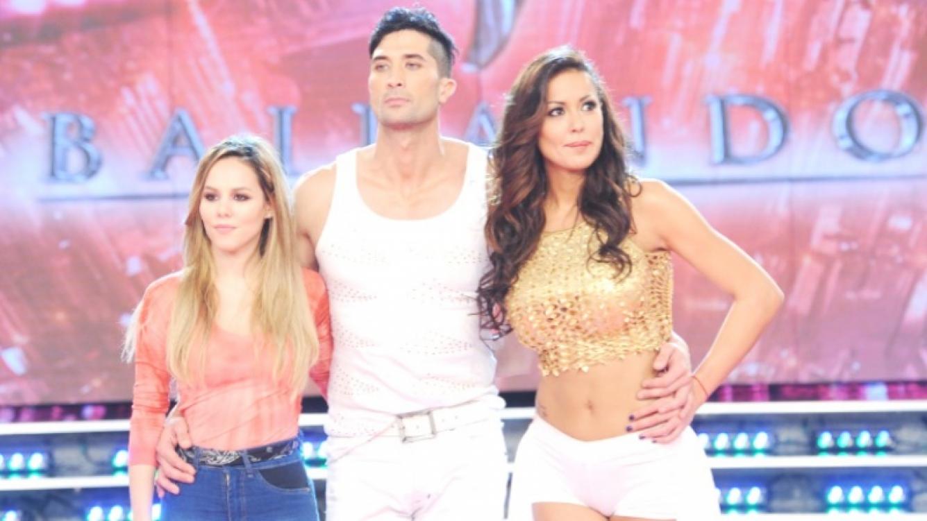 Pamela Sosa y Julio Iglesias Jr. quedaron sentenciados en la cumbia pop de ShowMatch (Foto: Prensa Ideas del Sur)