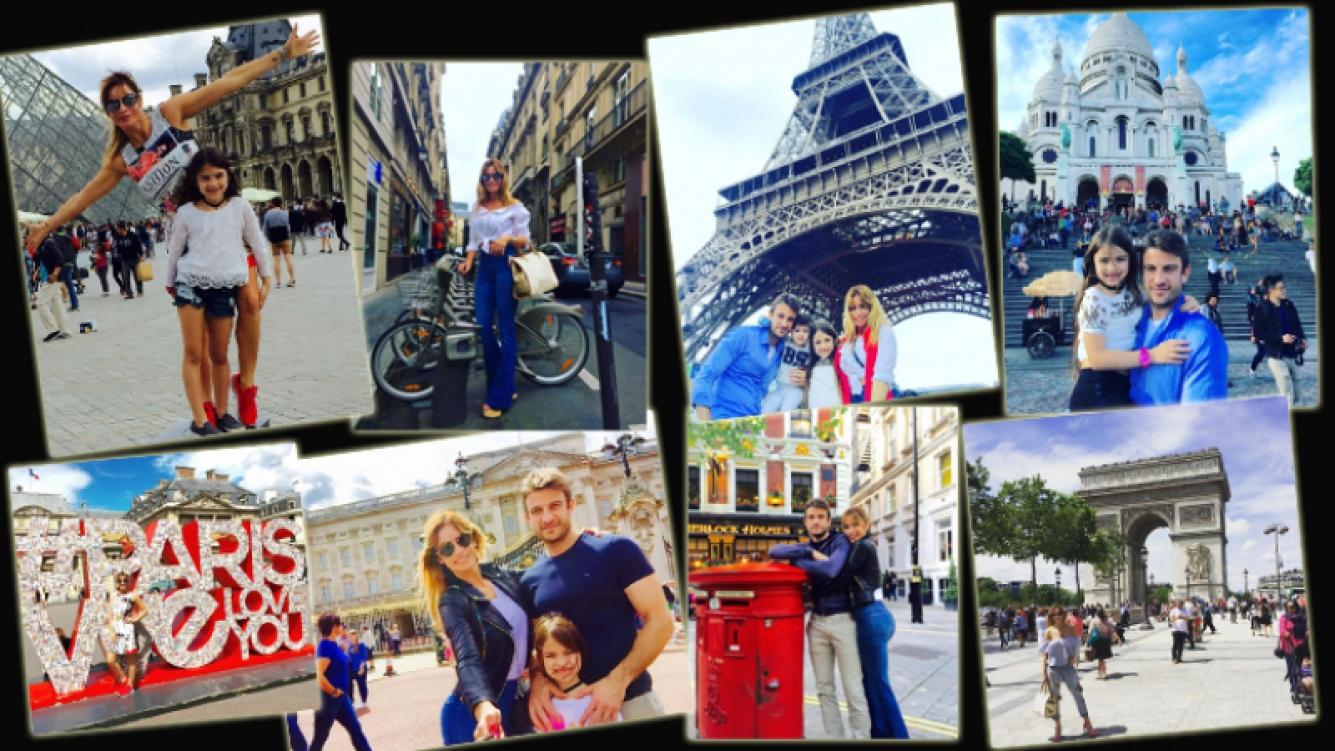 Claudia Fern Ndez Y Su Lbum De Viaje Junto A Su Familia