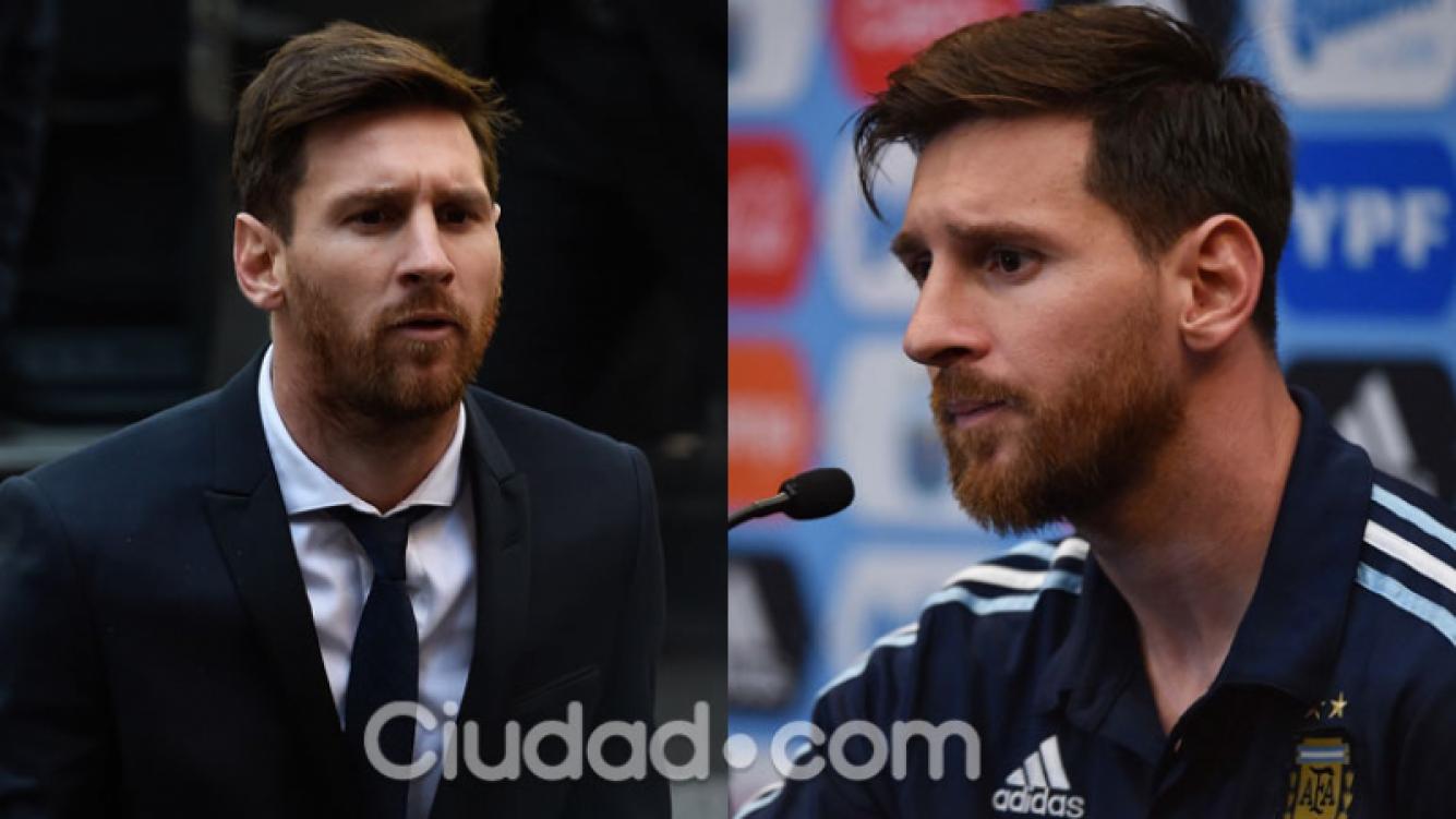 Lionel Messi, condenado por la Audiencia de Barcelona (Fotos: AFP).