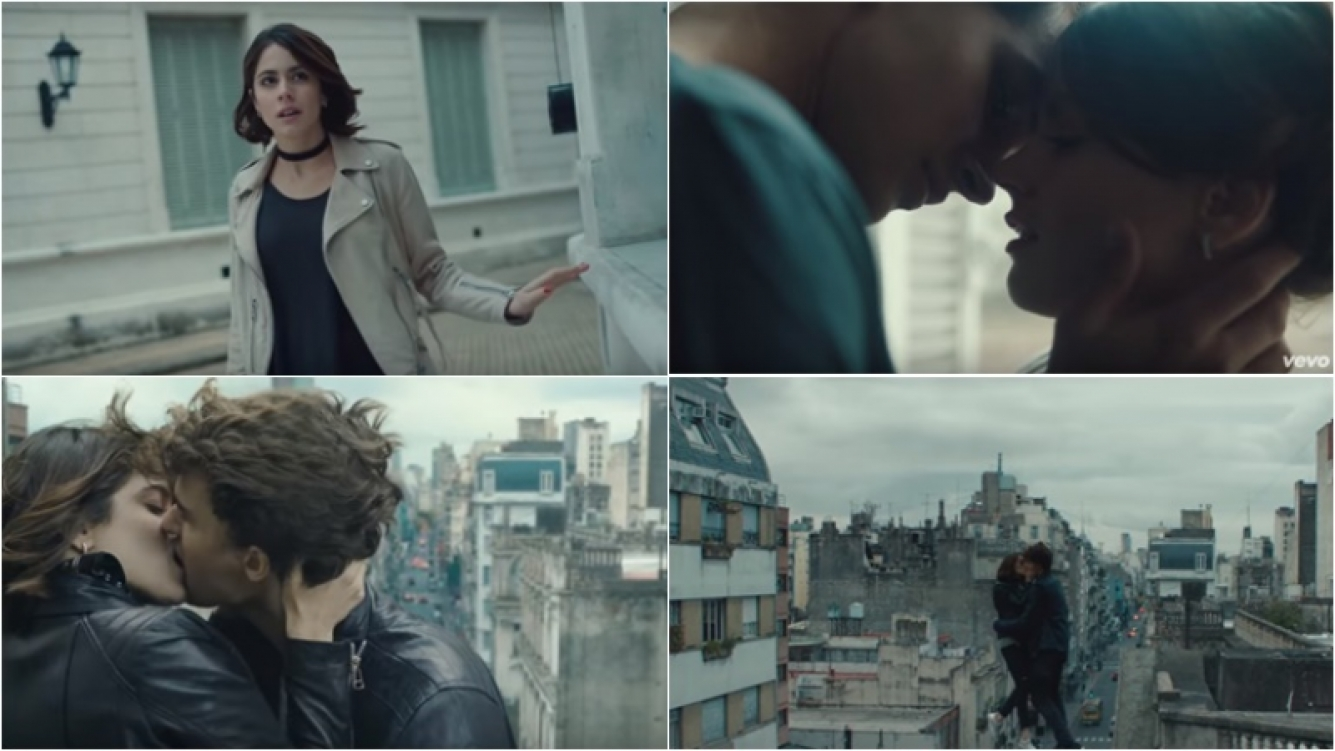 Tini Stoessel presentó el videoclip de Great Escape (Foto: Web)