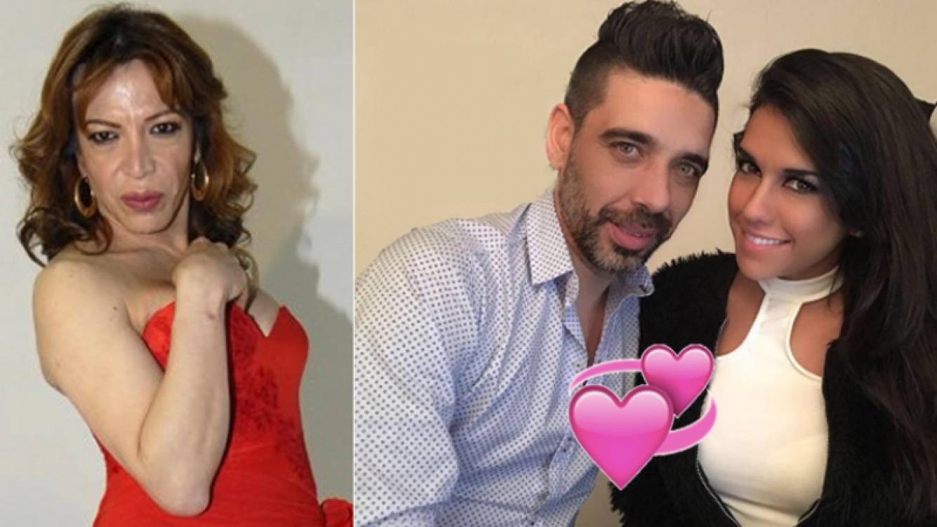 Lucas Tisera y Cynthia Aller, enamorados y con el visto bueno de Lizy Tagliani (Foto: Web e Instagram)