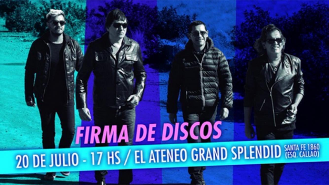 Los Nocheros firmarán discos y harán un Facebook Live exclusivo con Ciudad.com.