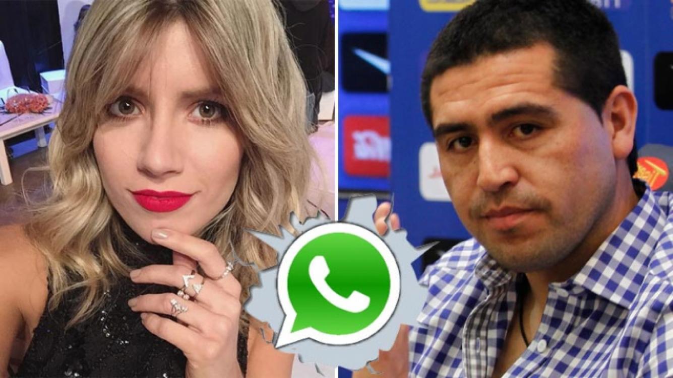 Laurita Fernández se despegó de la polémica con Juan Román Riquelme. (Foto: Web)