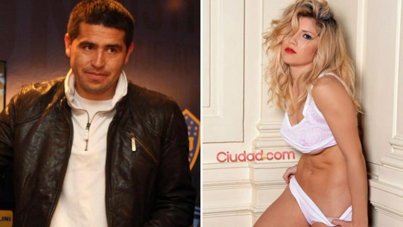 Juan Román Riquelme negó haberse mensajeado con Laurita Fernández. (Foto: Web)